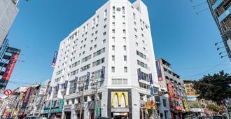 Beacon Hotel - Đài Trung - Toà nhà