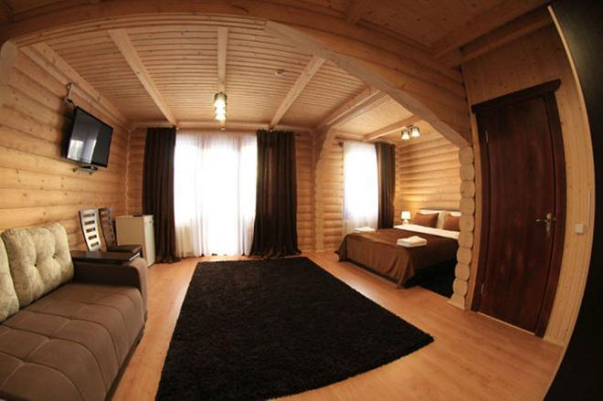 Charda - Palyanytsya - Bedroom