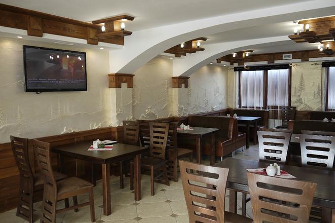 Charda - Palyanytsya - Restaurant