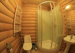 Charda - Palyanytsya - Bathroom