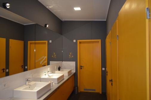 Friday Hostel - Odesa - Bathroom
