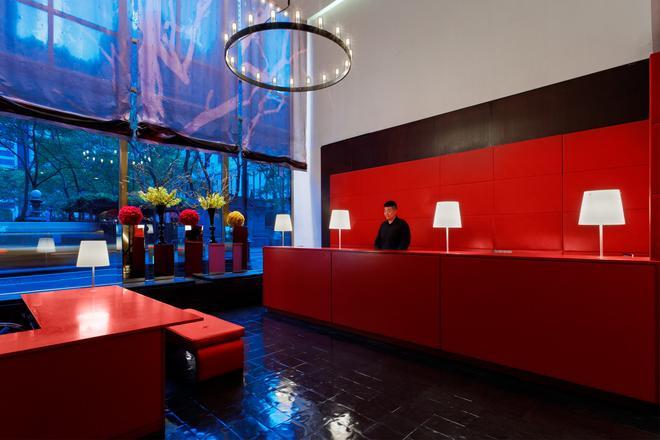 Bryant Park Hotel - Νέα Υόρκη - Ρεσεψιόν