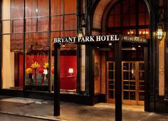 The Bryant Park Hotel - Nueva York - Edificio