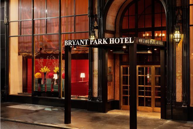 Bryant Park Hotel - Νέα Υόρκη - Κτίριο