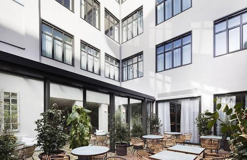 Maison Breguet - Paris - Toà nhà