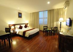 Ghangri Boutique Hotel - Kathmandu - Bedroom