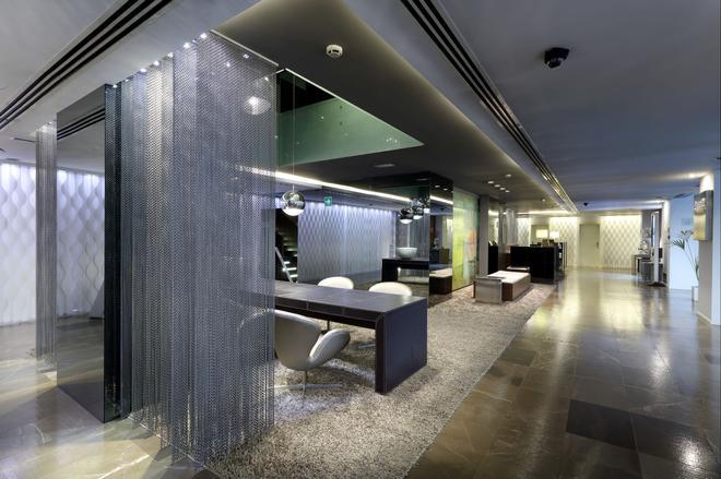 巴瑟羅奧維耶多賽凡提斯酒店 - 奥維耶多 - 奧維多 - 大廳