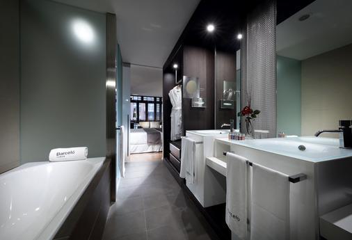 Barceló Oviedo Cervantes - Oviedo - Bathroom