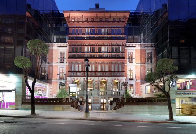 巴瑟羅奧維耶多賽凡提斯酒店 - 奥維耶多 - 奧維多 - 建築