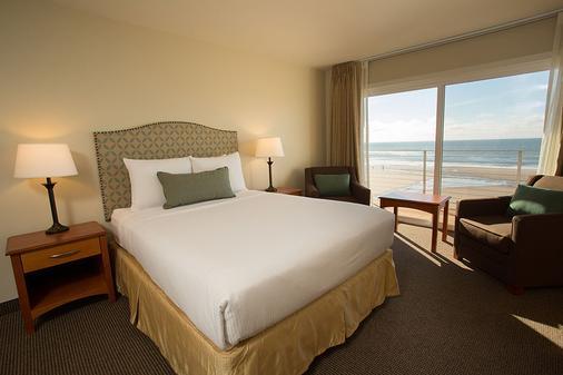 Pelican Shores Inn - Lincoln City - Phòng ngủ
