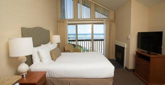 Schooner's Cove Inn - Cannon Beach - Bedroom