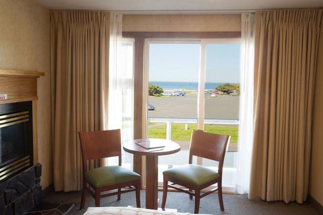 The Wayside Inn - Cannon Beach - Balcony