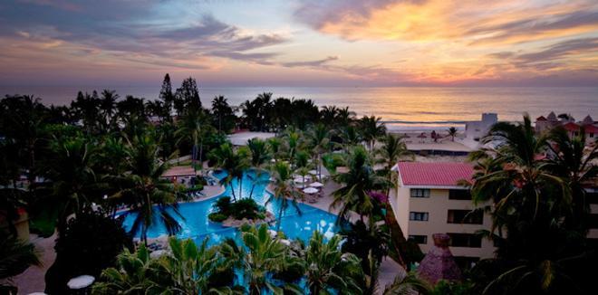 Ocean Breeze Hotel Mazatlan - Mazatlán - Rakennus