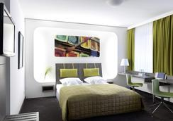 安娜尊享藝術飯店 - 漢諾威 - 臥室