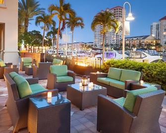 Tampa Marriott Water Street - טמפה - פטיו
