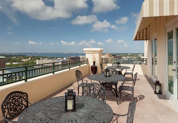 Tampa Marriott Water Street - Tampa - Balcony