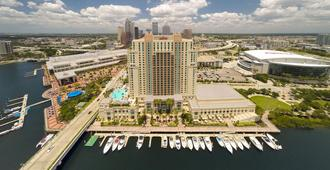 Tampa Marriott Water Street - Tampa - Edificio