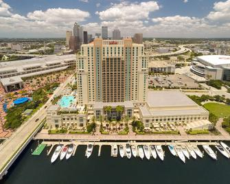 Tampa Marriott Water Street - Тампа - Здание