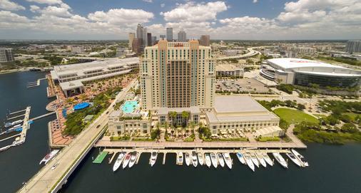 Tampa Marriott Water Street - Tampa - Building