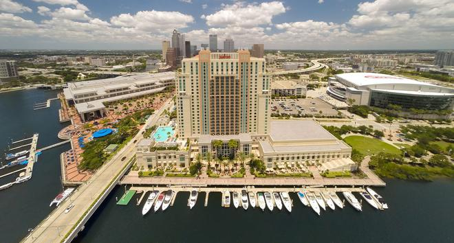 Tampa Marriott Water Street - Τάμπα - Κτίριο