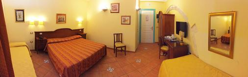 Hotel Mediterraneo - Siracusa - Phòng ngủ