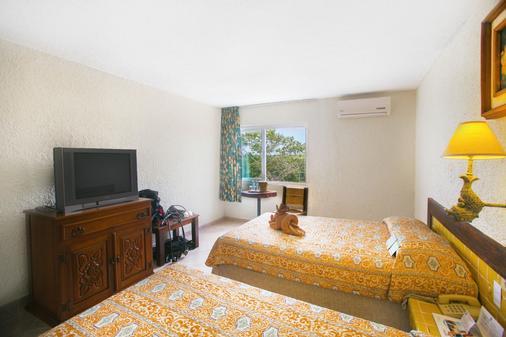 Casa del Mar Cozumel Hotel & Dive Resort - Cozumel - Bedroom