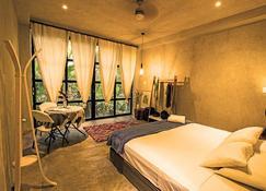 Kapievi Ecovillage - Puerto Maldonado - Bedroom