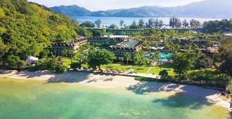 Phuket Marriott Resort and Spa, Merlin Beach - Patong - Beach