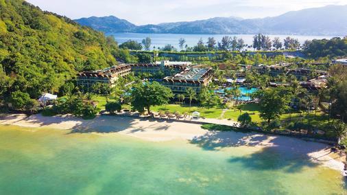 Phuket Marriott Resort and Spa, Merlin Beach - Patong - Ranta