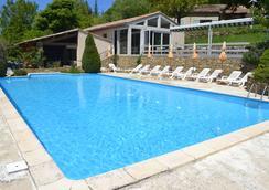 Auberge Les Sibourgs - Bourdeaux - Pool
