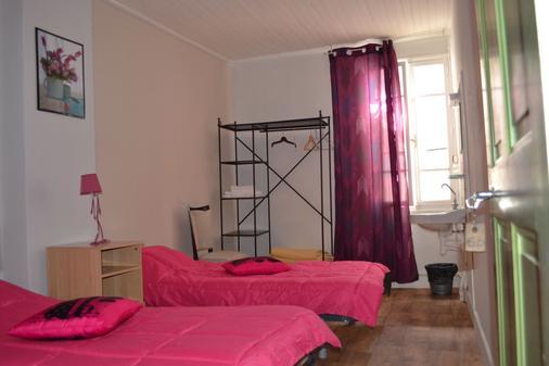 Auberge Les Sibourgs - Bourdeaux - Bedroom