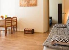 Central Riga Park Studio - Riga - Living room