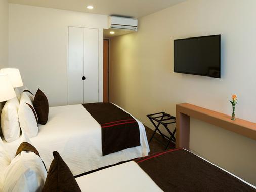Mision Express Queretaro - Santiago de Querétaro - Bedroom