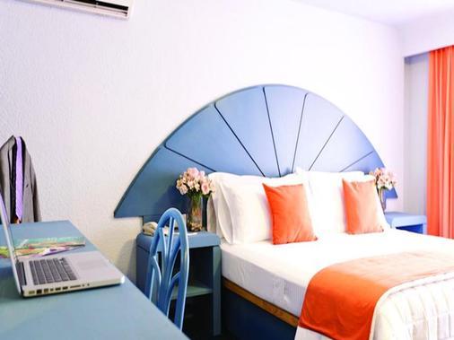Mision Aguascalientes Zona Sur - Aguascalientes - Phòng ngủ
