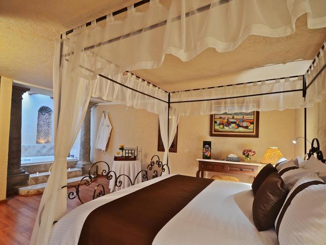 布埃布拉阿坎吉爾米申酒店 - 布埃布拉 - 普埃布拉 - 臥室