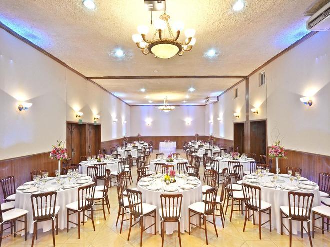 布埃布拉阿坎吉爾米申酒店 - 布埃布拉 - 普埃布拉 - 宴會廳