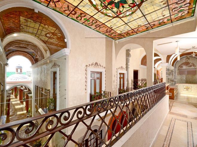 布埃布拉阿坎吉爾米申酒店 - 布埃布拉 - 普埃布拉 - 陽台