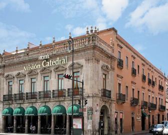 Misión Catedral Morelia - Morelia - Edificio