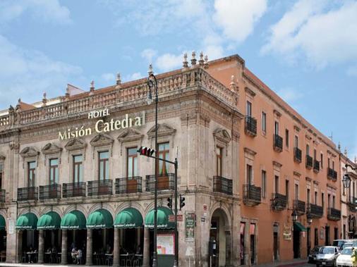 米西翁莫雷里亞大教堂酒店 - 莫雷利亞 - 莫雷利亞 - 建築