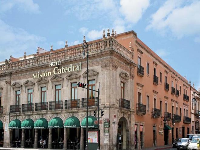 Mision Catedral Morelia 48 6 7 Morelia Hotel Deals