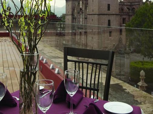 米西翁莫雷里亞大教堂酒店 - 莫雷利亞 - 莫雷利亞 - 餐廳