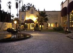 Mision Comanjilla - Silao - Edifício