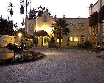 Mision Comanjilla - Silao - Building