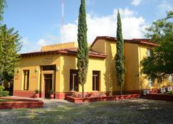Mision Conca - Arroyo Seco - Building