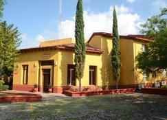 Mision Conca - Arroyo Seco - Gebäude