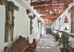 庫埃納瓦卡米紳酒店 - 庫埃納瓦卡 - 庫埃納瓦卡 - 大廳