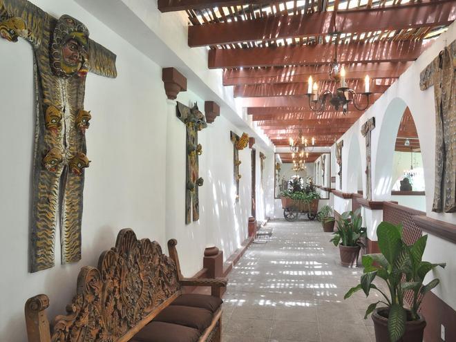 Misión Grand Cuernavaca - Cuernavaca - Σαλόνι ξενοδοχείου