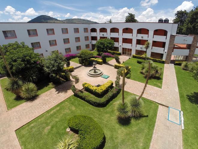 Misión La Muralla Querétaro - San Juan del Río - Edificio