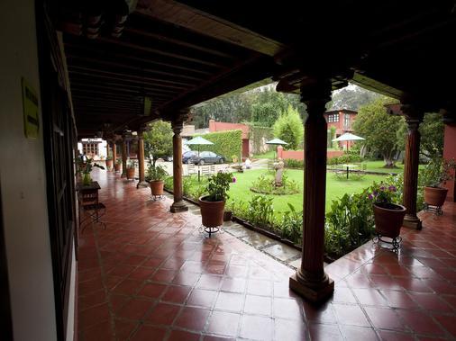 Mision Patzcuaro - Pátzcuaro - Hallway