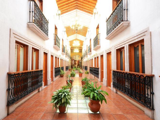 Mision Patzcuaro Centro Historico - Pátzcuaro - Διάδρομος